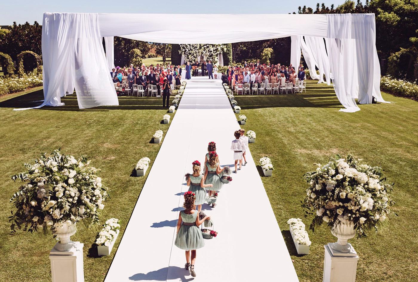 Wedding organization Spain
